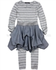 Biscotti Little Delovely Dress and Leggings Set