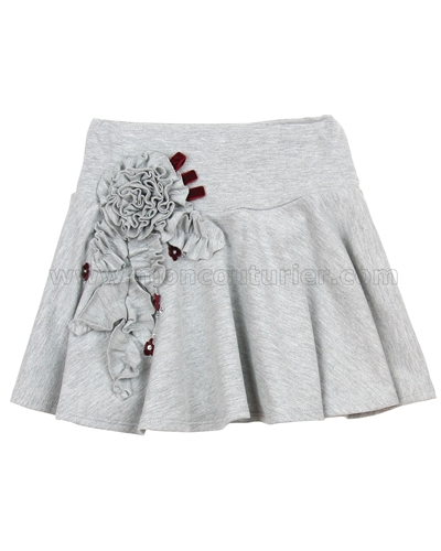 Kate Mack Fa La La Terry Skirt