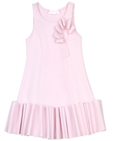 Biscotti Girls Ruffled Dress Runway Status Pink