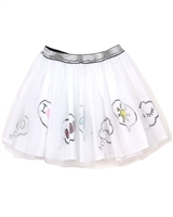 Kate Mack Girls' Skirt Oodles of Doodles