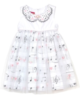 Kate Mack Little Girls' Tulle Dress Prima Ballerina
