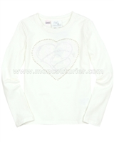 Le Chic Top with Heart