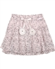 Le Chic Tiered Spotted Skirt