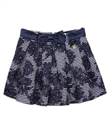 Le Chic Girls' Jacquard Skirt