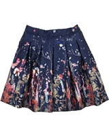 Le Chic Jacquard Skirt