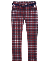 Le Chic Plaid Pants