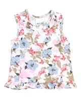 Le Chic Baby Girl's Floral Top