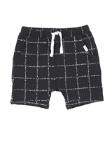 Miles Baby Boys Plaid Shorts