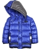 Mayoral Boy's Contrast Colour Puffer Coat