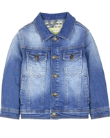 Mayoral Boy's Basic Denim Jacket