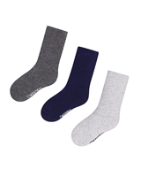 Mayoral Boy's Gray/Navy Basic Socks
