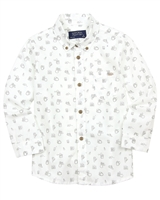 Mayoral Boy's Printed Shirt