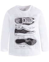 Mayoral Boy's T-shirt with Sneakers
