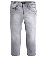 Mayoral Boy's Gray Slim Fit Denim Pants
