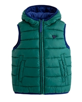 Mayoral Boy's Reversible Puffer Vest