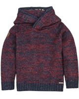 Mayoral Boy's Hooded Pullover