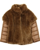 Mayoral Girl's Faux Fur Vest / Jacket