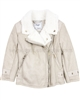 Mayoral Girl's Faux Shearling Jacket
