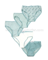 Mayoral Girl's Underwear Set Green