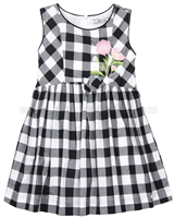 Mayoral Girl's Plaid Dress