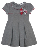 Mayoral Girl's Short Sleeve Ponti Dress
