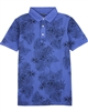 Mayoral Junior Boy's Polo in Tropical Print