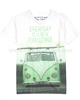 Mayoral Junior Boy's T-shirt with Car Print