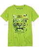 Mayoral Junior Boy's T-shirt with Tiger Print