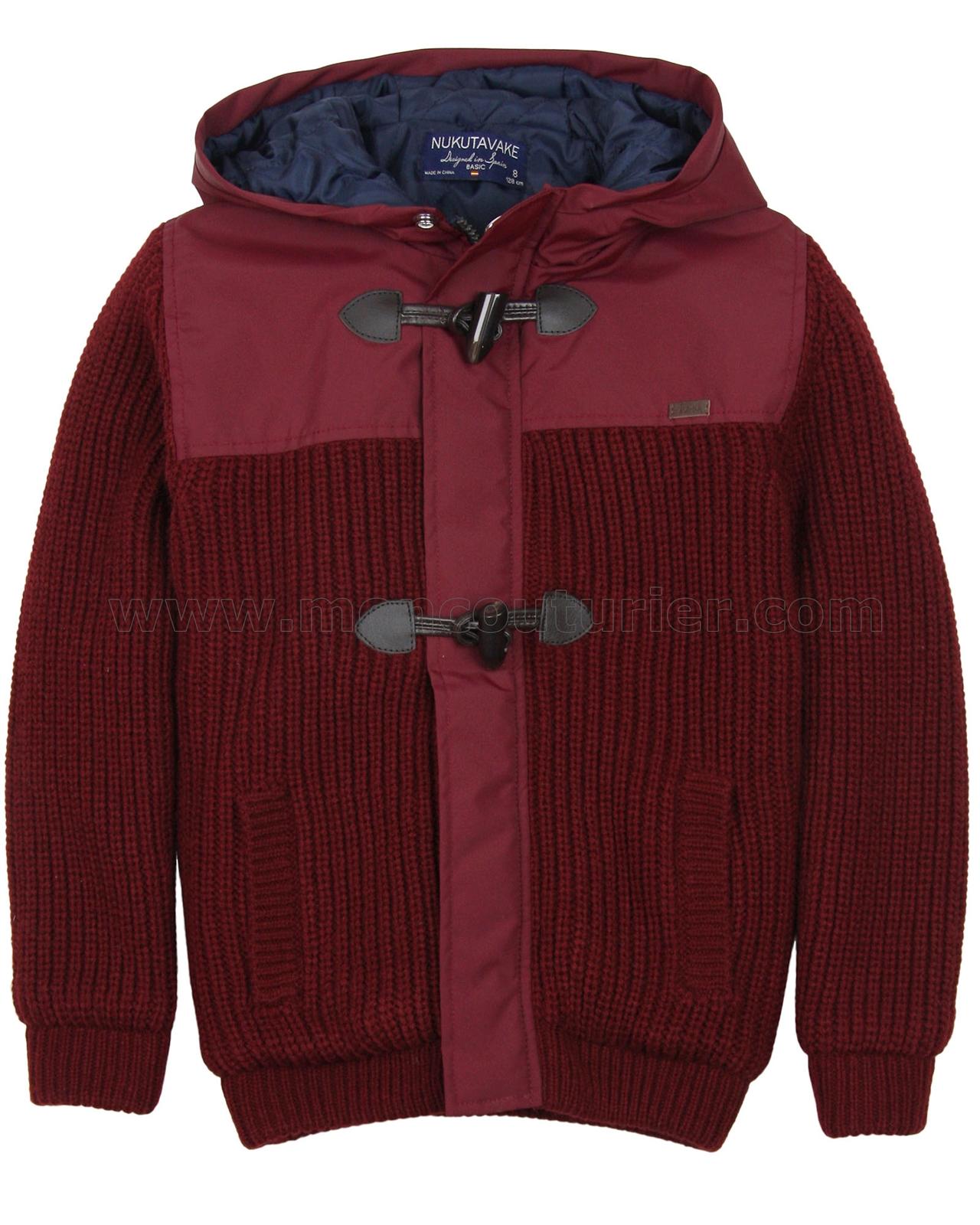 Knitting Jacket For Boy : Mayoral junior boy s hooded knit jacket
