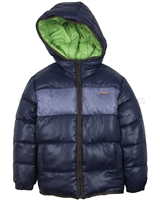 Mayoral Junior Boy's Reversible Puffer Coat