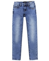Mayoral Junior Boys' Light Blue Jogg Jeans