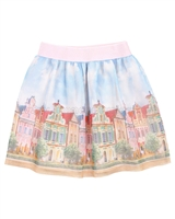 Mayoral Girl's Landscape Skirt