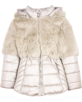 Mayoral Junior Girl's Combination Coat
