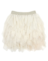 Mayoral Junior Girl's Frilled Tulle Skirt