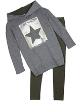Mayoral Junior Girl's Sweatshirt and Leggings Set