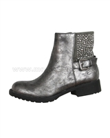 Miss Sixty Girls' Ankle Boots with Buckle Strap