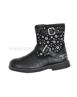 Miss Sixty Girls' Half Boots with Stars