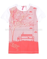 Nono T-shirt with T-shirt with Tree Print