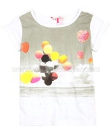 Nono T-shirt with Balloon Print