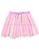 Nono Embroidered Skirt Pink