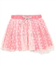 Nono Embroidered Skirt Coral
