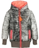 Nono Junior Girl's Quilted Jacket with Hood