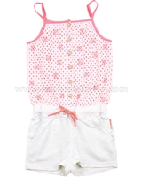 Nono Romper with Embellishment