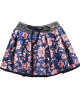 Nono Embroidered Floral Skirt