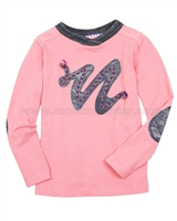 Nono T-shirt with N Applique
