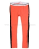 Nono Leggings with Striped Coral