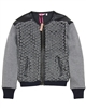 Nono Bomber Jacket with Furry Front