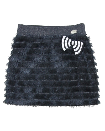 Nono Fringe Mini Skirt