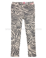 Nono Zebra Print Leggings