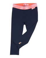 Nono Capri Leggings in Navy